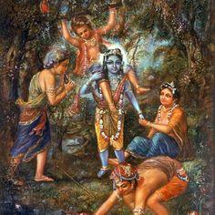 Krishna Lila, Little Krishna, Radha Krishna Photo, Krishna Photos, Krishna Pictures, Krishna Art, Krishna Images, Radhe Krishna, Lord Krishna