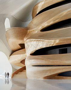 Футуристическое здание оперного театра в Китае (Интернет-журнал ETODAY)