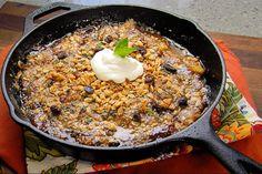 Method - Combine flour, cinnamon, raw su...