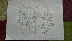 Sasuke und naruto❤