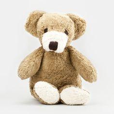 Heute haben wir einfach Bock auf #Teddys - http://www.echtkind.de/bio-kuscheltiere-und-bio-spieluhren/baer-hellbraun-bio-baumwolle-kallisto.html