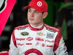 Kyle Larson participated in his first career Sprint