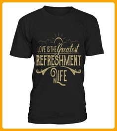 Love is the greatest refreshment in life - Basketball shirts (*Partner-Link)