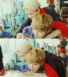 EXO - Sehun & Kris