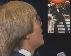 John Denver sings Nominees Songs of the Year Grammy 1979.