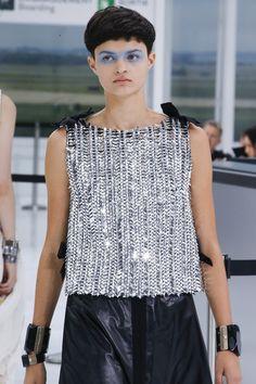 Défilé Chanel Printemps-été 2016