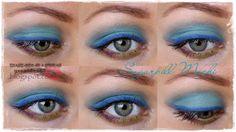 Czwartkowe makijaże: Miętowo / Thursday make-ups: MintyGreatdee Blog - Thank God I'm a Woman   Greatdee Blog - Thank God I'm a Woman