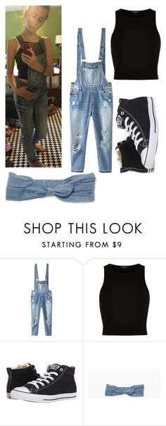 """My OOTD"" by mack-et-la-mode on Polyvore featuring Relaxfeel, River Island, Converse and Club Monaco"