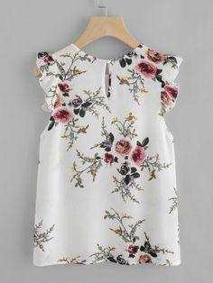 Women's Clothing Humorous Women Blouses And Shirts Summer Korean Elegant Sleeveless Flower/butterfly/plaid Print Shirt Ladies Tops Female Clothing Harmonious Colors