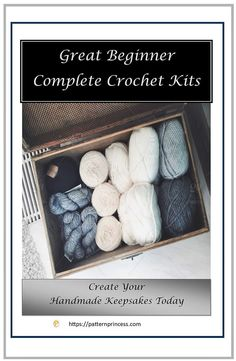 bdffda2a8ce6d6 There are so many beautiful crochet kits available that take the guess work  out of how