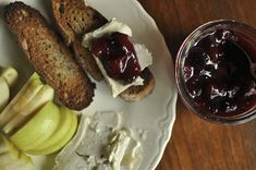plum star anise jam by Marisa | Food in Jars