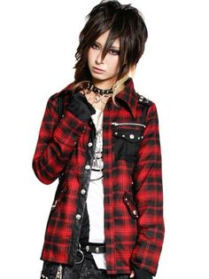 GRACE PUNK Shirt Jacket / See more at www.cdjapan.co.jp... #punk #jrock