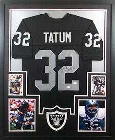 Jack Tatum Framed Jersey Signed JSA COA Autographed Oakland Raiders Los  Angeles at Amazon s Sports Collectibles Store 992206e40