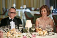 Manuel Luis Goucha e Cristina Ferreira no Restaurante Varanda  Masterchef Portugal
