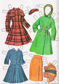 annette funicello paper dolls   1956 Annette Funicello paper doll clothes / eBay