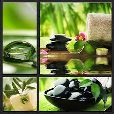 Tableau Zen Composition Zen | Vitrines | Pinterest | Salon, Salle de ...