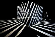 An Amazing 3-D Light Show You Can Jam With A Mic | Co.Design | business + design