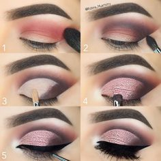 26 Easy Step by Step Makeup Tutorials for Beginners #easyhairstylesforbeginners