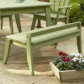 Found it at Wayfair - Plaza Picnic Bench