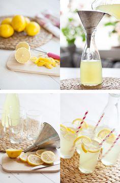 Pastill.nu - diy, fotograf stockholm, porträtt, pyssel: Hemmagjord lemonad