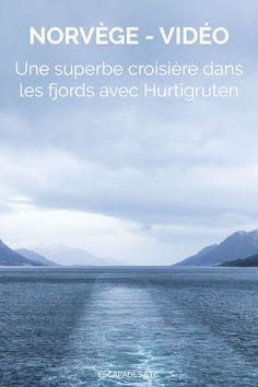 Je vous emmène en croisière en Norvège avec la compagnie Hurtigruten pour un voyage extraordinaire dans les plus beaux fjords du monde. #norvege #hurtigruten #croisière #fjord #norway Les Fjords, Beau Site, North Europe, Alaska, Voyage Europe, Lofoten, Blog Voyage, Norway, Beach