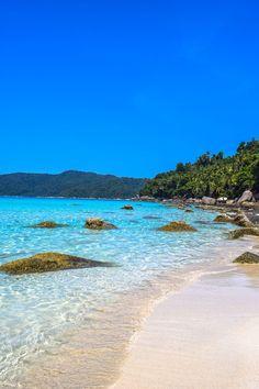 Perhentian Islands, Malaysia  PARADISE!  [Photo Essay]
