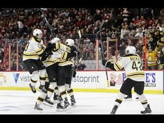 The Boston Bruins held off playoff elimination with a 3-2 comeback double overtime Game 5 victory at the Ottawa Senators on Friday.  Young forward Sean Kuraly scored the first two goals of his NHL career including the game-winner to send the series back to Boston for Game 6 on Sunday. In the second extra session Kuraly put home a rebound at the 10:19 mark to give his team the victory