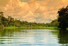 M/V Aqua Amazon River-Float down the Amazon on a luxury cruise ship