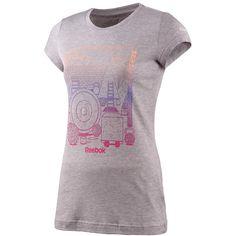 REEBOK Тениска FITNESS ROOM 2040102523