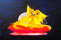 Good Morning #art #painting #kids #books #dogs #education #paintings #paint #penandink #watercolors #oils #tv #education #cartoon #animation #inspiration #Yorkshire #terriers #space #meteorites #astronomy #turbo #turboshouse #zaquelinesouras #zsouras Yorkshire Terriers, Turbo S, Astronomy, Watercolors, Good Morning, Pikachu, Animation, Paintings, Cartoon