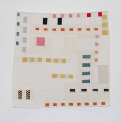 i will make quilts like this someday. art quilt by alexia abegg