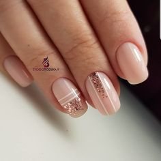 Just Nails # Nagellack # Gel Nails # Miniatyrdesign # Nail Design # Pretty Nails & Classy Nails, Stylish Nails, Trendy Nails, Nude Nails, Pink Nails, My Nails, Perfect Nails, Gorgeous Nails, Nails Kylie Jenner