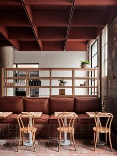 Eat & Drink | Bentwood Cafe by Ritz & Ghougassian | est living