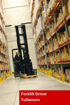 On behalf of our client, a large production company based in Tullamore we are looking to recruit a Forklift Driver for relief work  Monday – Friday with flexibility for shiftwork.  Candidates MUST have the following:  Previous Warehouse experience is essential Valid Manual Handling Certificate. Valid Forklift Licence Immediate start  Contact 057 9339809 Shift Work, Production Company, Monday Friday, Certificate, Warehouse, Flexibility, Manual, Back Walkover, User Guide