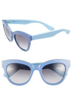 MARC BY MARC JACOBS Retro 51mm Sunglasses available at #Nordstrom