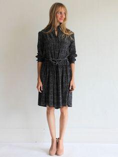 MILLE | Apiece Apart Rula Dress - Dashes