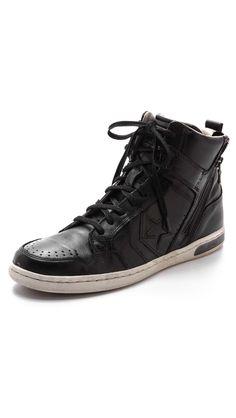 Converse x John Varvatos | JV Weapon Zip High Top Sneakers #conversexjohnvarvatos #sneakers