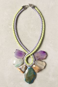 Seven Stones Necklace