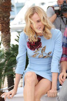 Diane KrugerDiane Kruger - Disorder photocall in Cannes - 05/16/15