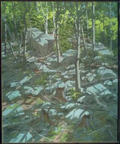 Gould's Hill - Neil Welliver