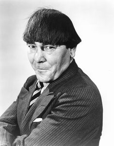 """""""Only fools are positive"""" Moe Howard"""