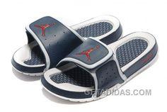 98b617a3a5e8 Jordan Hydro V Premier Retro 4 Slides Unboxing Christmas Deals