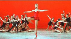 "Because then you'll totally look like this: | 26 Steps To Becoming An Amazing Dancer As Told By ""Center Stage"""
