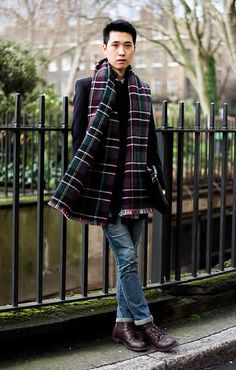 Street Style Photographs by FashionBeans: Anonymous