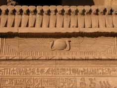 Temple of Dendera, Egypt. ask-aladdin.com