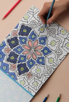 No, we're not regressing to childhood. These are the real benefits of coloring books for adults!