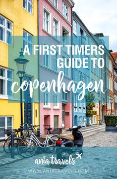 I fell in love with Copenhagen's charm, beauty, and hygge on my first time there. So how exactly did I spend my first time in this lovely Nordic city? | Copenhagen | Denmark | Things to do | Sightseeing | Europe