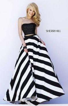 Vestido Sherri Hill 2015