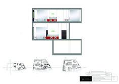 Sección (A) ,restaurante Bint (proyecto clase).