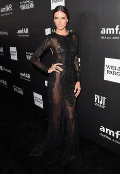 amfAR Los Angeles Honors Tom Ford - Alessandra Ambrosio